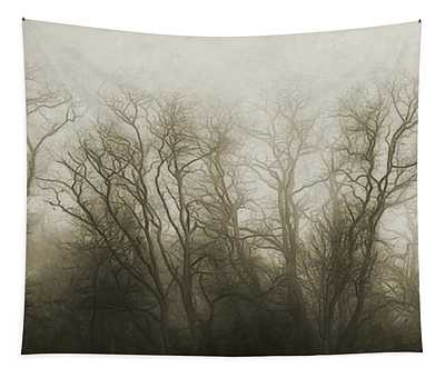 The Secrets Of The Trees Tapestry