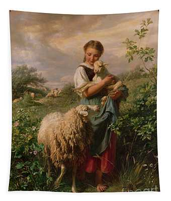 The Shepherdess Tapestry