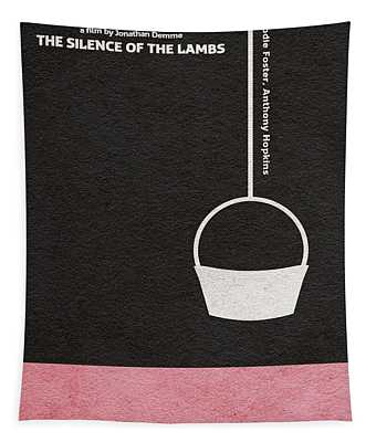The Silence Of The Lambs Tapestry