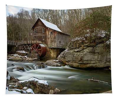 The Splendor Of West Virginia Tapestry