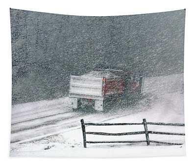 The Snowplow Tapestry