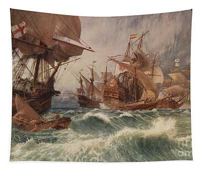 The Spanish Armada Tapestry