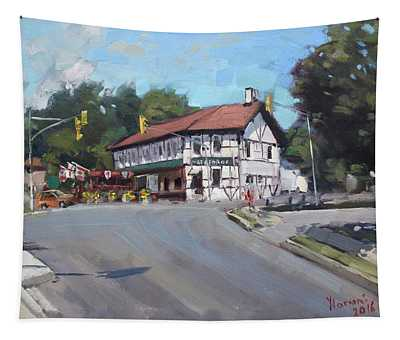 The St George Pub Tapestry
