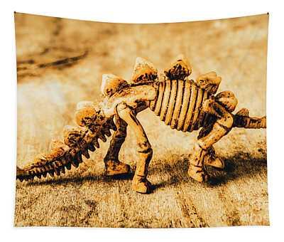 The Stegosaurus Art In Form Tapestry