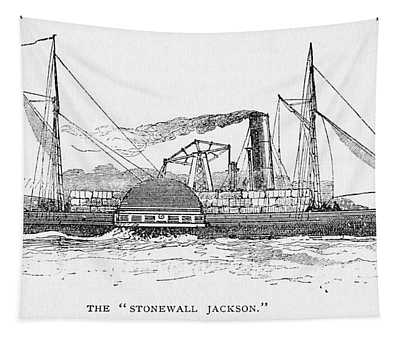 The Stonewall Jackson Steamship Tapestry