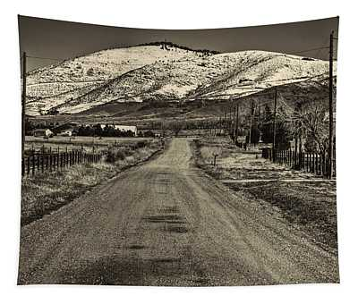 The Street Where Roo Lives Tapestry