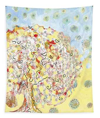 The Talking Tree Tapestry