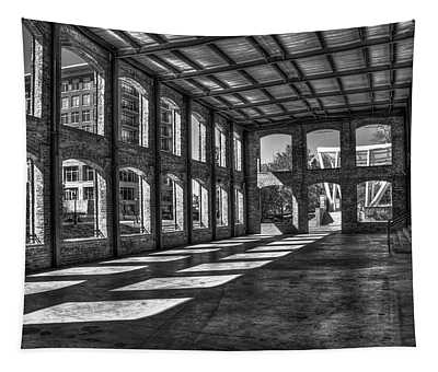 The Venue Bw Old Mill Wedding Venue Reedy River South Caroline Art Tapestry