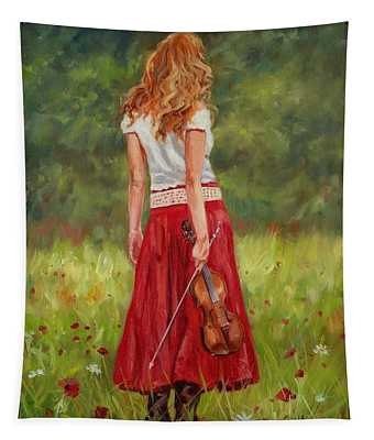 Violins Tapestries