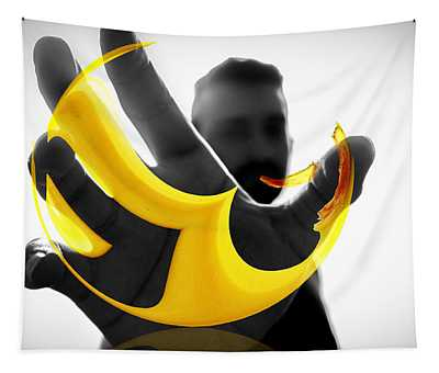 The Virtual Reality Banana Tapestry