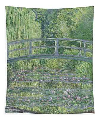 The Waterlily Pond Tapestry