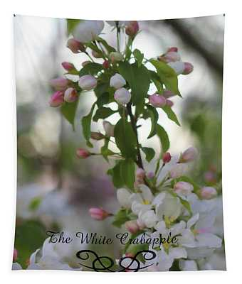 The White Crabapple Tapestry