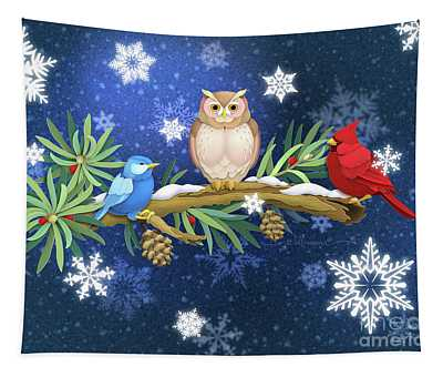 The Winter Watch Tapestry
