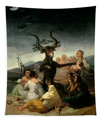 The Witches' Sabbath Tapestry