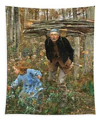 The Wood Gatherer Tapestry