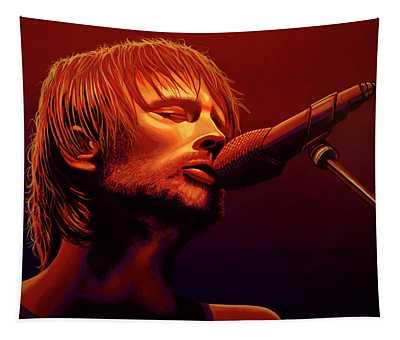 Thom Yorke Of Radiohead Tapestry