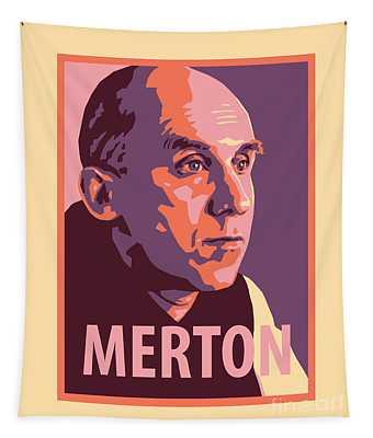 Thomas Merton - Jltme Tapestry