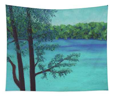 Thoreau's View Tapestry