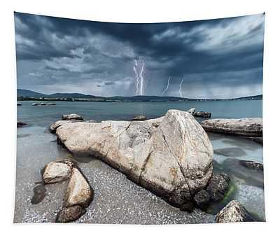 Thunderstorm  Tapestry