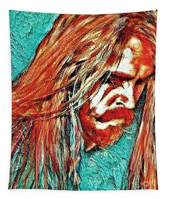 Tim Ohrstrom Tapestry