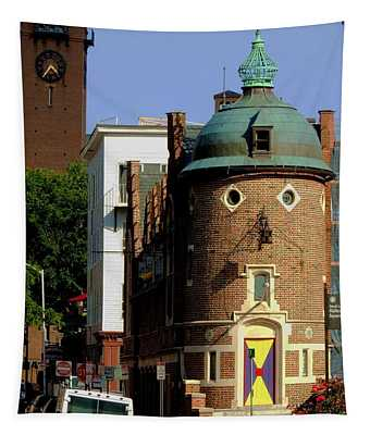 Time To Face The Harvard Lampoon Tapestry