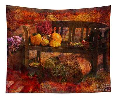 To Everything There Is A Season 2015 Tapestry