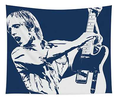 Tom Petty - Portrait 02 Tapestry
