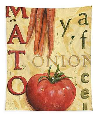 Vegetable Wall Tapestries