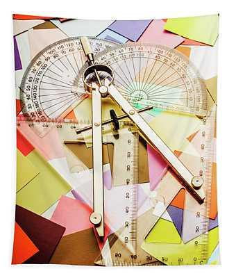 Tools Of Architectural Design Tapestry