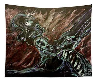 Tormented Soul Tapestry