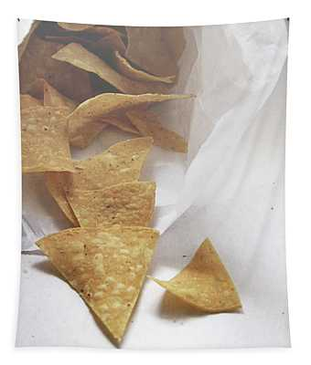 Tortilla Chips- Photo By Linda Woods Tapestry