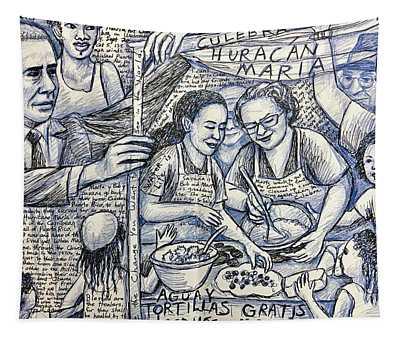 Tortillas Gratis Tapestry