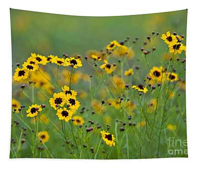 Touch Of Spring Tapestry