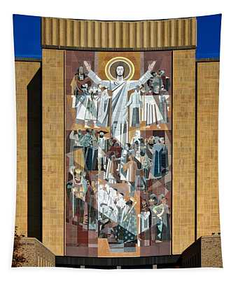 Touchdown Jesus - Hesburgh Library Tapestry