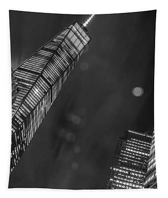 Tower Nights Tapestry