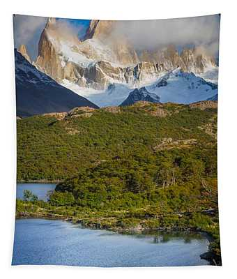 Towering Giant Tapestry