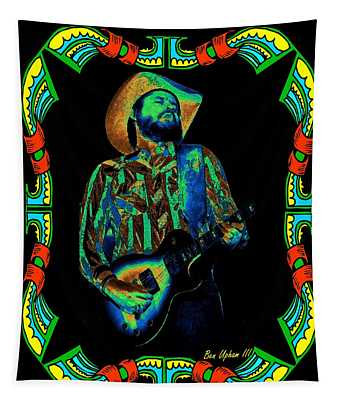 Toy Caldwell Framed #1 Tapestry