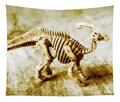Toys And Artefacts Tapestry