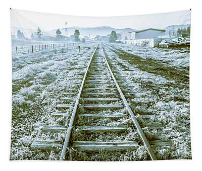Tracks To Travel Tasmania Tapestry