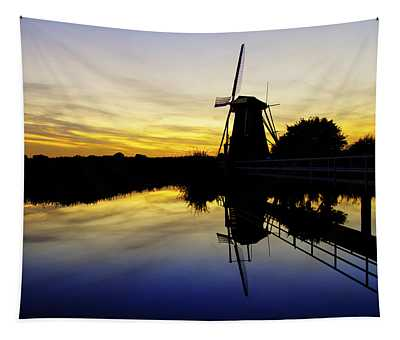 Traditional Dutch Tapestry