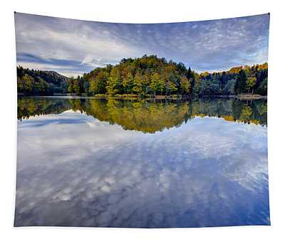 Trakoscan Lake In Autumn Tapestry