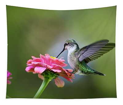 Tranquil Joy Tapestry