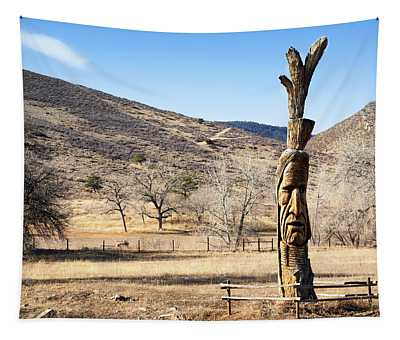 Tree Art Tapestry