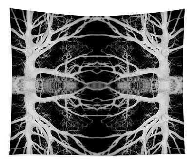 Tree Kaleidescope  Tapestry