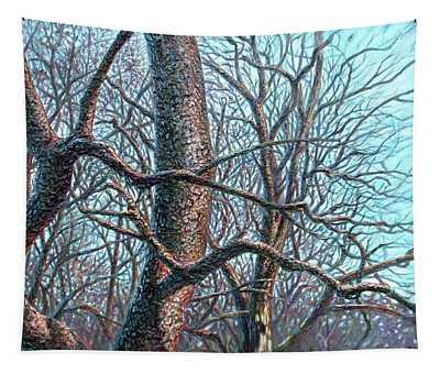 Tree Study Tapestry