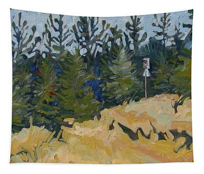 Trees Grow Tapestry