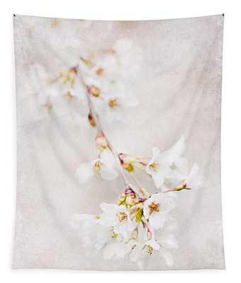 Triadelphia Cherry Blossoms Tapestry