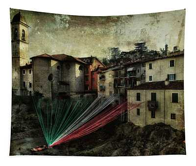 Tribute To Italy Tapestry