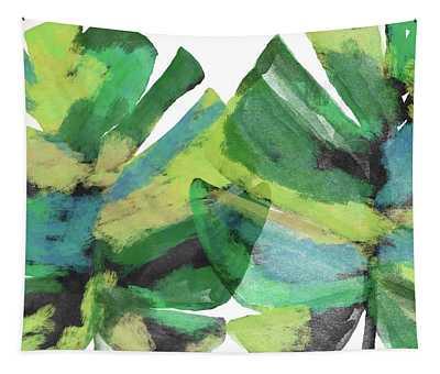 Tropical Dreams 1- Art By Linda Woods Tapestry
