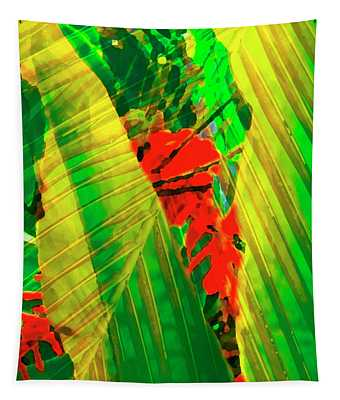 Tropical Fusion Tapestry